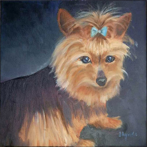Pet Portrait - Jolina